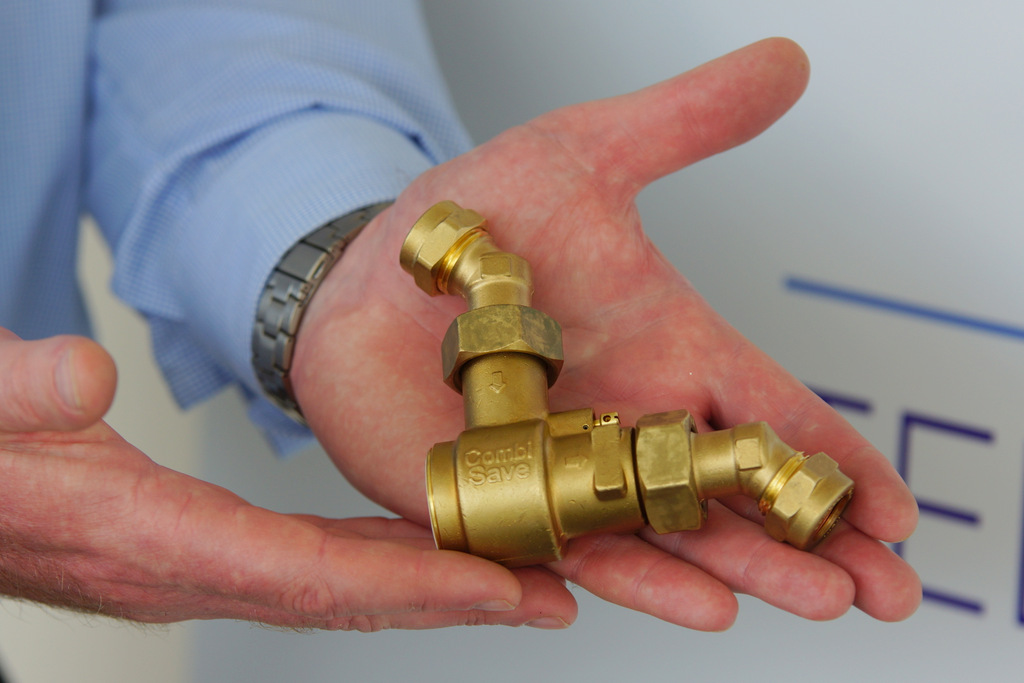 Welsh Government to offer CombiSave valve as part of energy saving scheme