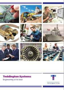 Teddington Systems - Corporate Brochure