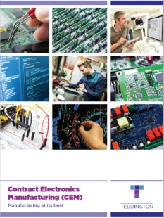 Teddington Contract Electronics Manufacturing Brochure