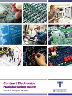 Teddington Contract Electronics Manufacturing Brochure